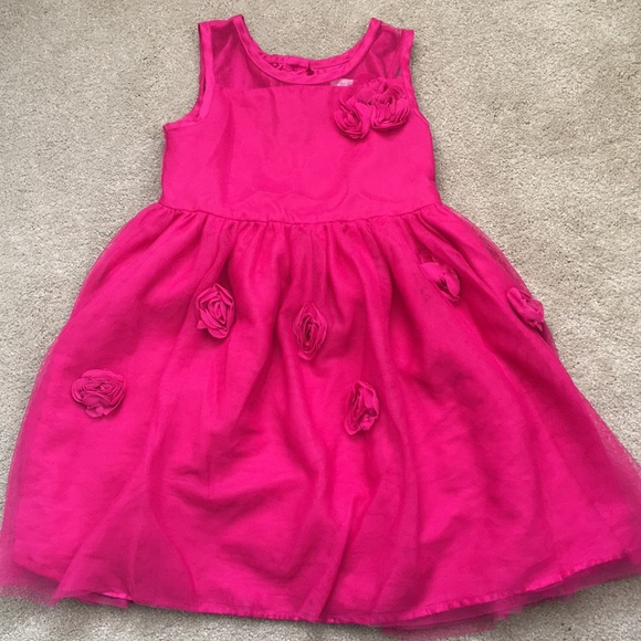 The Children's Place Other - TCP magenta dress